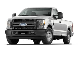 2018 Ford F-250 Truck White Platinum Metallic Tri