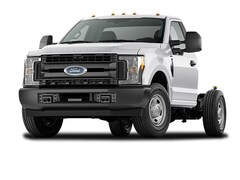 2018 Ford F-350 Chassis F-350 XL Commercial-truck