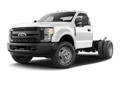 2018 Ford F-450 Chassis F-450 XL Truck Regular Cab