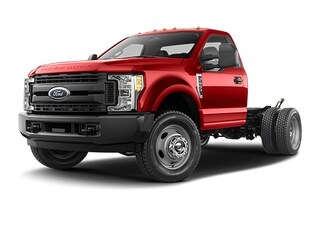 2018 Ford F-450 Chassis XLT Truck Regular Cab