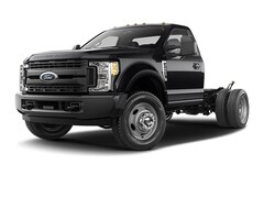 New 2018 Ford Super Duty F-450 DRW Truck Regular Cab for sale near Detriot, MI