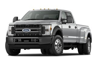 2018 Ford F-450 Truck