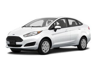 New 2018 Ford Fiesta S Sedan for sale in Draper, UT
