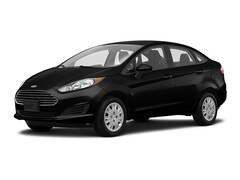 New Ford 2018 Ford Fiesta S Sedan 3FADP4AJ5JM135443 in Snohomish, WA