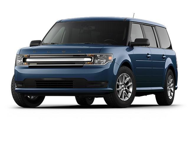 Ford Flex Suv Blue Metallic