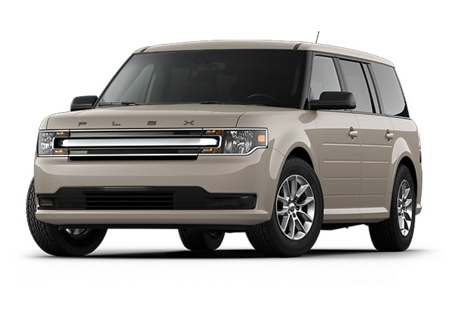 2018 Ford Flex Suv Eagle Pass