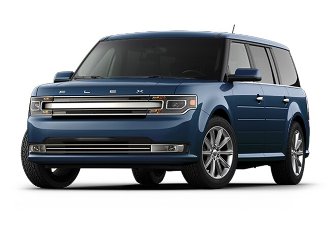2018 Ford Flex Limited Limited FWD