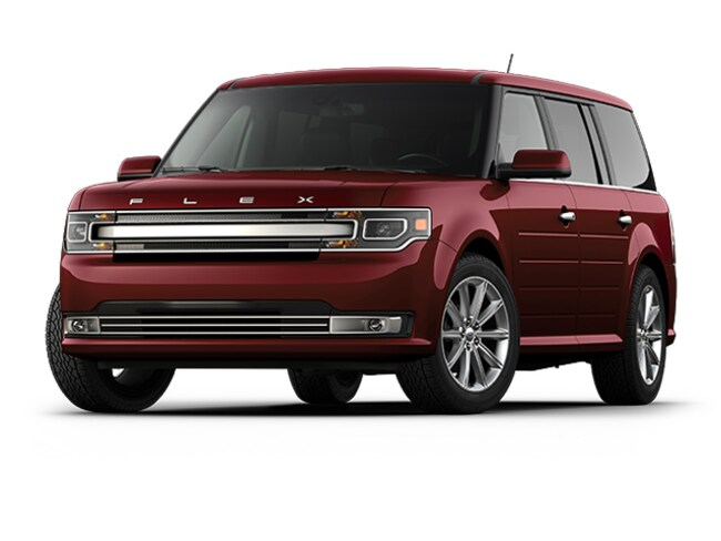 New  2018 Ford Flex Limited Crossover Stevens Point