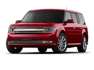 New 2018 Ford Flex Limited w/EcoBoost SUV Lakewood