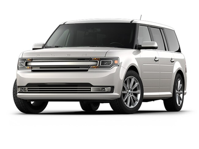 Pre-Owned 2018 Ford Flex Limited SUV for sale in Hobart, IN