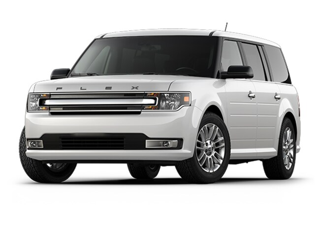 New 2018 Ford Flex SEL SUV Los Angeles, CA