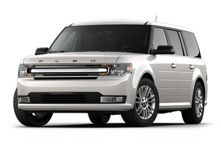 2018 Ford Flex SEL All-wheel Drive Crossover