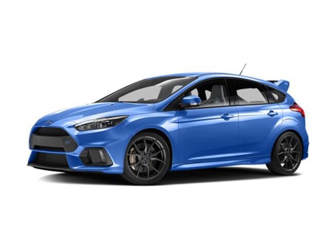 2018 Ford Focus RS Base Hatchback