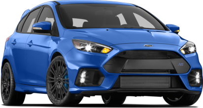 2018 Ford Focus RS Hatchback for sale in Sheffield, OH