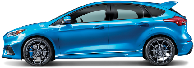 2018 Ford Focus RS Hatchback Base