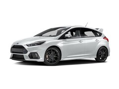 2018 Ford Focus RS Base Hatchback