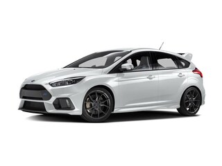2018 Ford Focus RS RS AWD Hatchback
