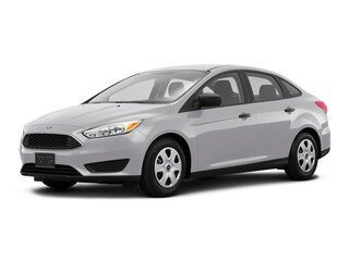 New 2018 Ford Focus S Sedan 1FADP3E21JL299190 in Winchester, VA