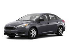 New 2018 Ford Focus S Sedan Hutchinson