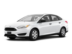 New 2018 Ford Focus S Sedan for sale at your Charlottesville VA used Ford authority