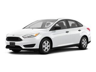 New 2018 Ford Focus S Sedan Lakewood
