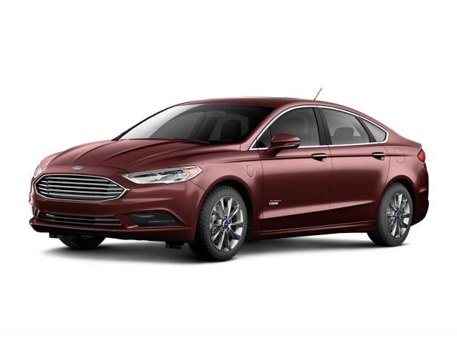 2018 Ford Fusion Energi Sedan El Paso