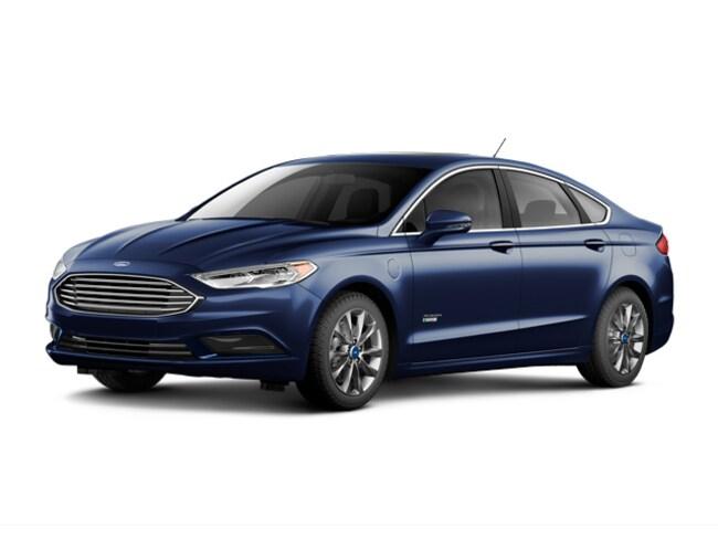 2018 Ford Fusion Energi Energi SE Sedan