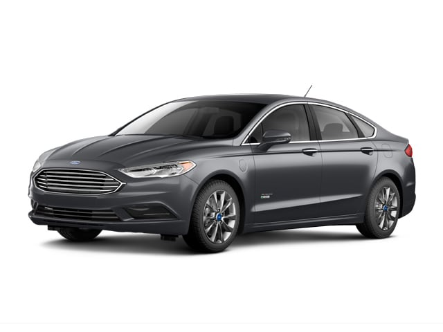2018 Ford Fusion Energi Sedan