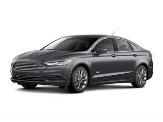 New 2018 Ford Fusion Energi SE Luxury Sedan 13518 in Braintree, MA