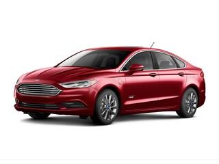 2018 Ford Fusion Energi SE SE FWD