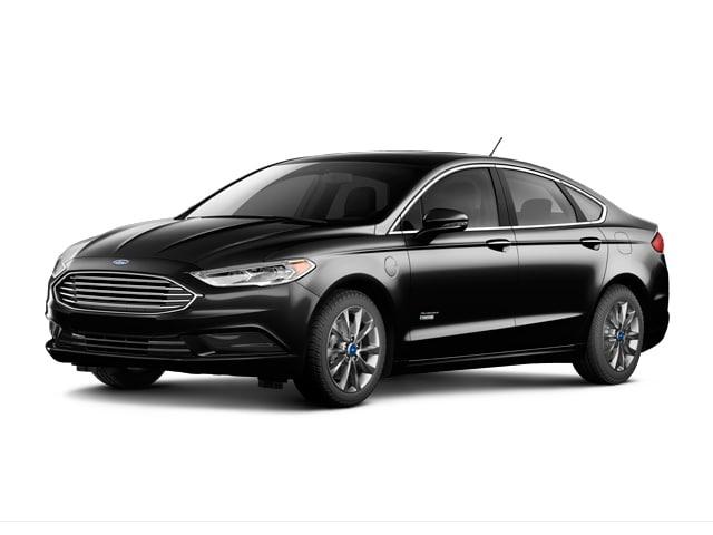 2018 Ford Fusion Energi SE Sedan