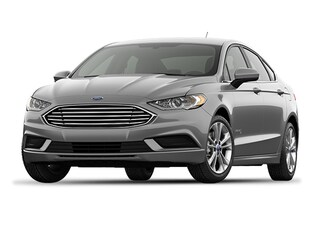 2018 Ford Fusion Hybrid S Sedan