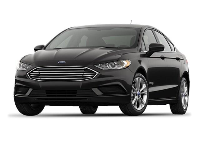 New 2018 Ford Fusion Hybrid S Sedan 3FA6P0UU6JR226750 Lakewood