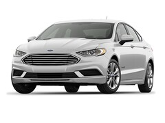 2018 Ford Fusion Hybrid S S FWD