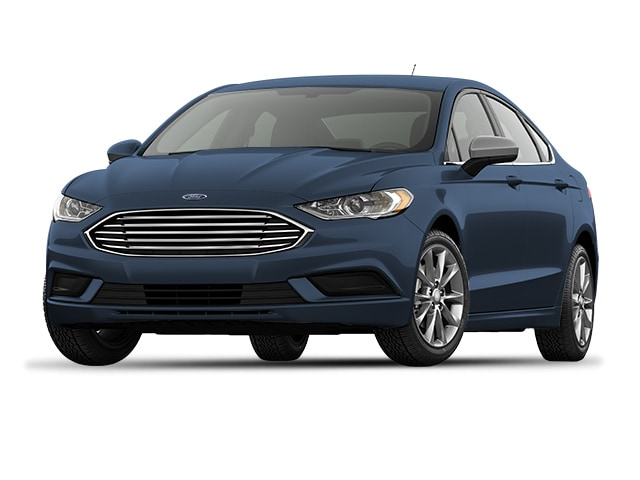 2018 Ford Fusion Sedan Digital Showroom Camelback Ford