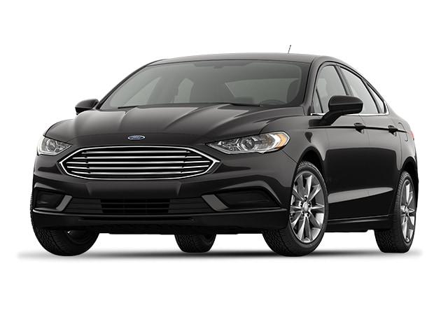 2018 Ford Fusion Sedan Bountiful
