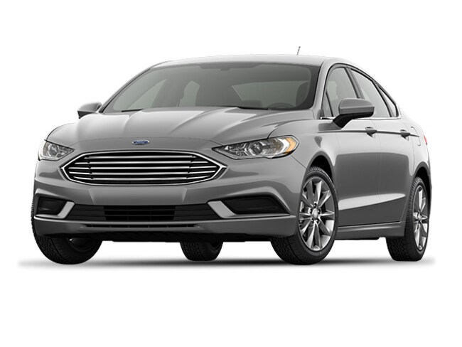 New 2018 Ford Fusion S Sedan Tallahassee