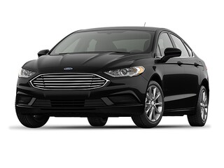2018 Ford Fusion S Sedan Front-wheel Drive