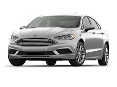 New 2018 Ford Fusion S Sedan near Beaumont