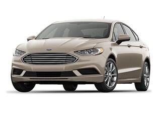 2018 Ford Fusion S Front-wheel Drive Sedan
