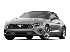 Used 2018 Ford Mustang Premium Convertible in Franklin, MA