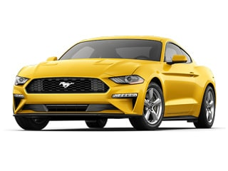2018 Ford Mustang Coupe Triple Yellow Tri