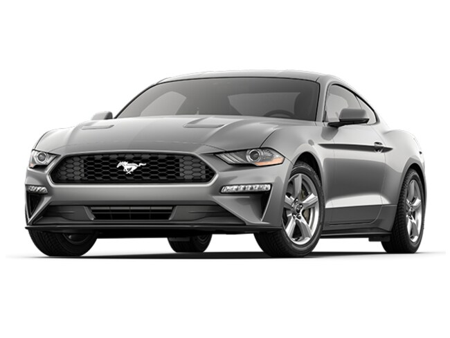 New 2018 Ford Mustang Ecoboost Fastback Coupe For Sale/Lease Gilbert, AZ