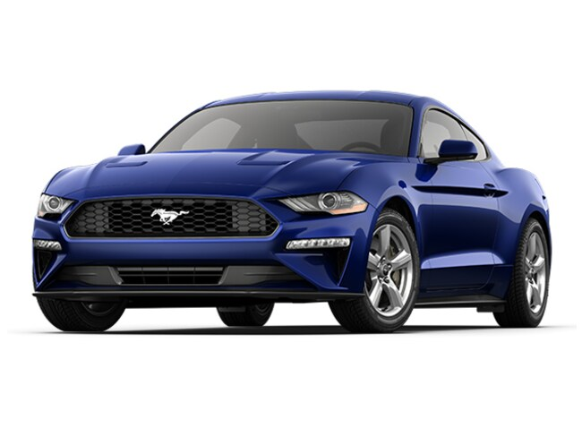 New 2018 Ford Mustang Ecoboost Car For Sale/Lease Pasadena, TX