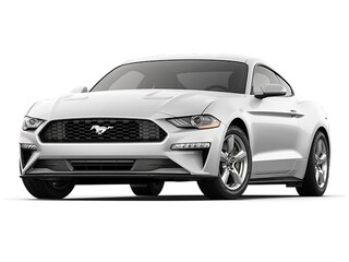 2018 Ford Mustang EcoBoost Sporty Car