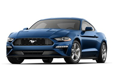 2018 Ford Mustang ECOBOOST 100A ALL WEATHER MATS PERFORMANCE PKG Coupe