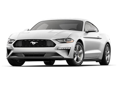 2018 Ford Mustang ECOBOOST 200A NAV WHEEL AND STRIPE PKG Coupe