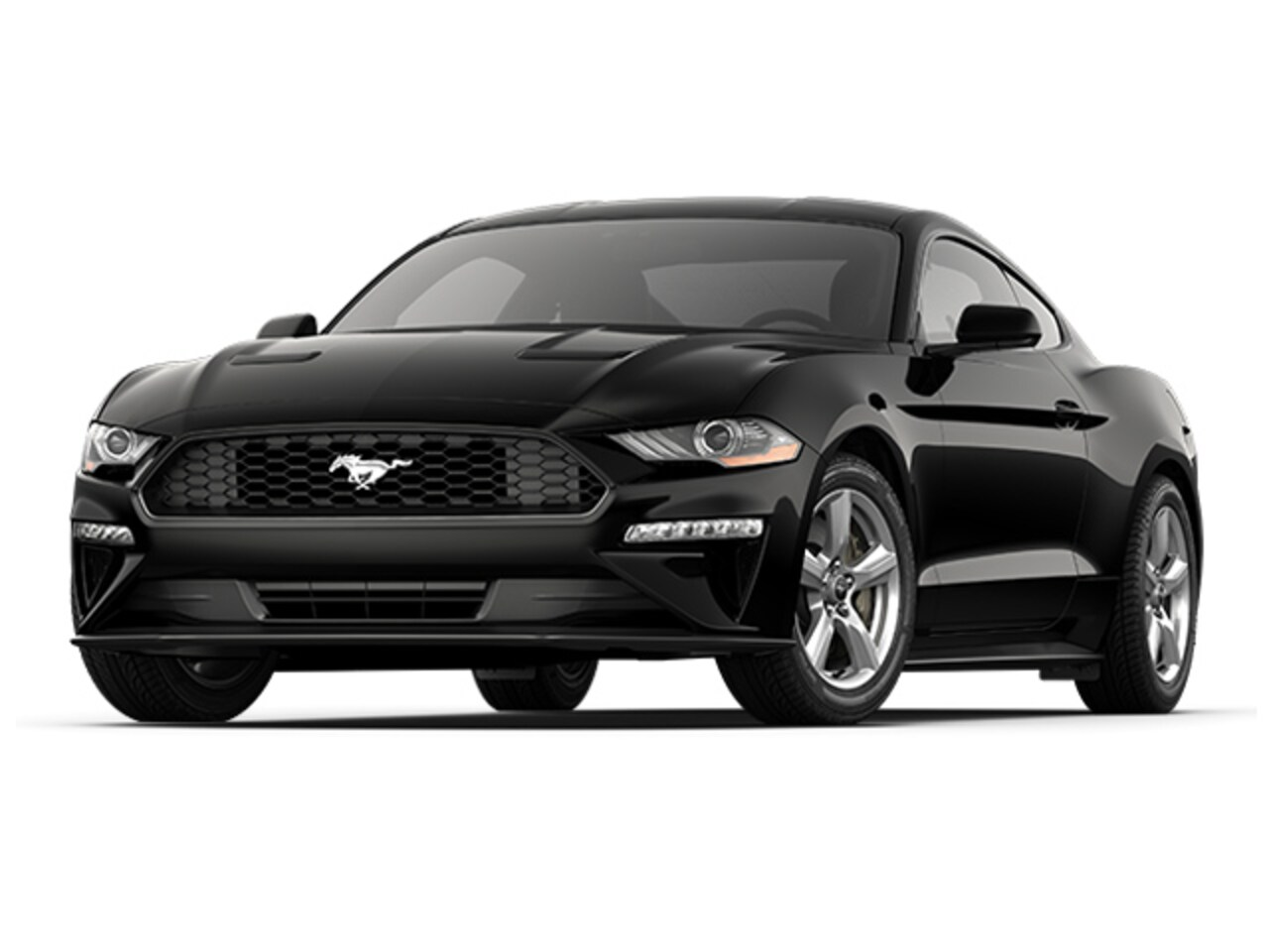 2018 Ford Mustang 100A 10 SPEED AUTOMATIC ECOBOOST PERFORMANCE PKG Coupe