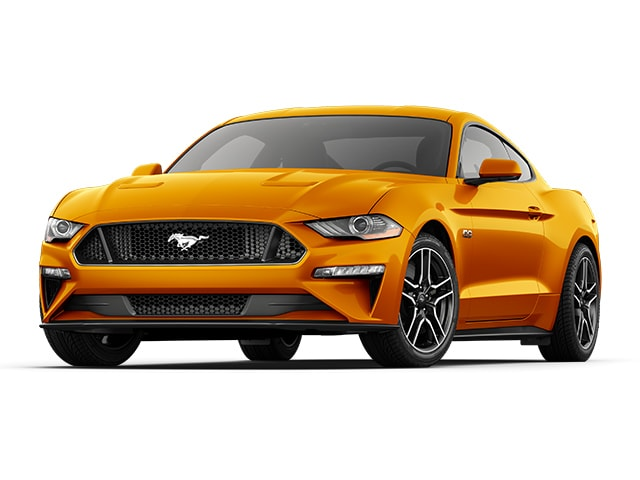 2018 Ford Mustang MUSTANG GT COUPE
