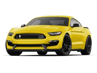 2018 Ford Shelby GT350 Coupe Triple Yellow Tri